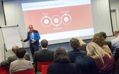 Tipps für Unternehmenspräsentationen, die überzeugen