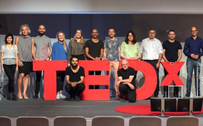 Steffen Moll engagiert als Speaker Coach bei TEDx